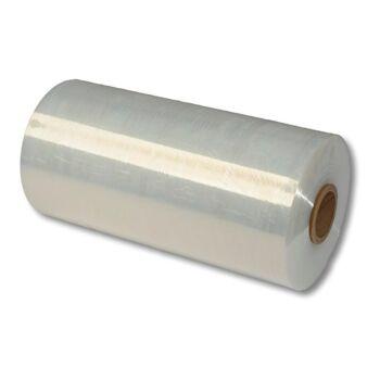 Stretchfolie - Wickelfolie für maschinelle Verarbeitung STANDARD [ B 500 mm - L 1850 m - ST 17 µ ] [ 16 KG PER ROLLE ] [ TRANSPARENT ]