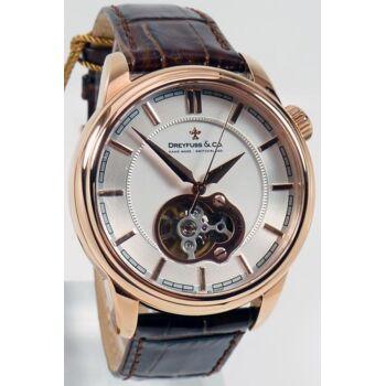 Dreyfuss & Co Uhr Uhren Herrenuhr Automatik DGS00093/02