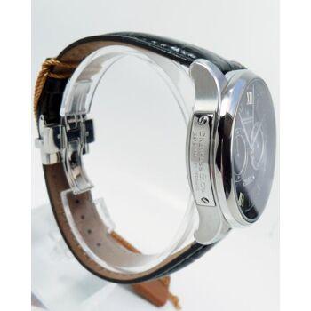 Dreyfuss Uhr Uhren Herrenuhr Automatik Chronograph DGS00094/19