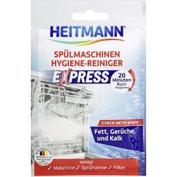 Heitmann Express Spülmaschinen Reiniger, 30g