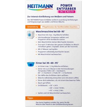 Heitmann Power Entfärber Intensiv, 250g