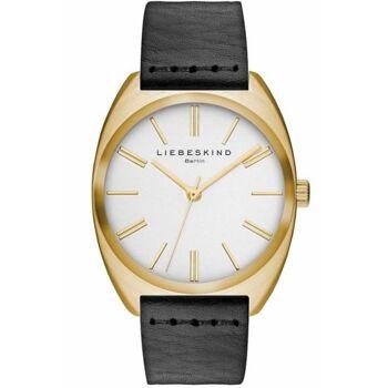 Liebeskind Berlin Uhr Uhren Damenuhr LT-0021-LQ Vegetable goldfarben