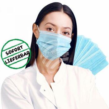 Mundschutz Atemschutzmaske Staubmaske Schutzmaske