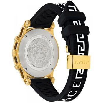 Versace Uhr Uhren Herrenuhr Chronograph VELT00119 SPORT TECH 40