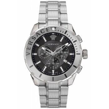 Versace Uhr Uhren Herrenuhr Chronograph VERG00518 CASUAL CHRONO