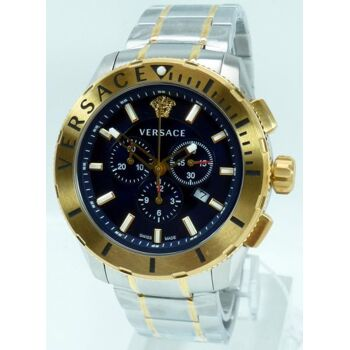 Versace Uhr Uhren Herrenuhr Chronograph VERG00618 CASUAL CHRONO