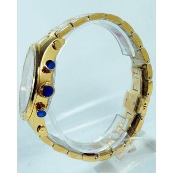 Versace Uhr Uhren Herrenuhr Chronograph VEV800619 SPORTY Chrono gold