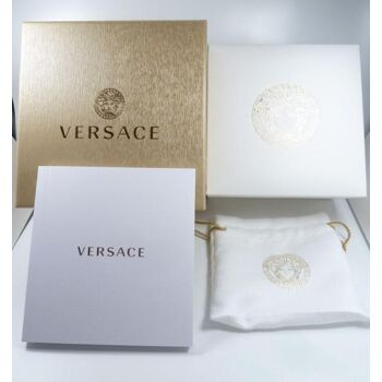 Versace Uhr Uhren Herrenuhr VEV900319 ICON CLASSIC Leder