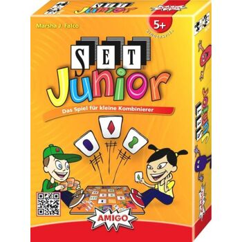 Amigo - Set Junior, Kinderspiel