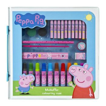 Peppa Pig - Malkoffer