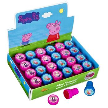 Peppa Pig - Mini Stempel
