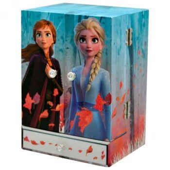 Disney Frozen 2 / Die Eiskönigin 2 - Deluxe Schmuckkästchen mit Musik