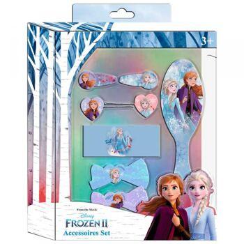 Disney Frozen 2 / Die Eiskönigin 2 - Haarschmuck-Set 8tlg.