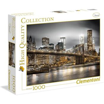 High Quality Collection - 1000 Teile Puzzle - New York Skyline