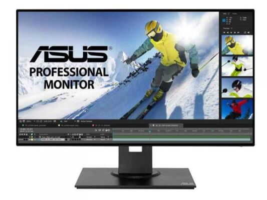 ASUS 60,5cm Commerc.PB247Q HDMI+DP IPS Spk Lift 90LM04C1-B01370