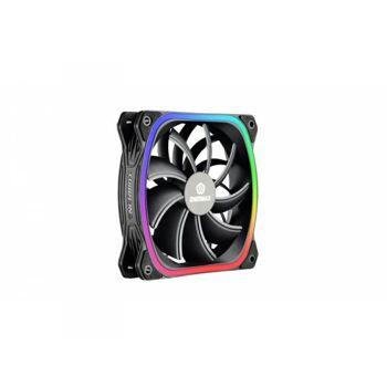 Enermax PC- Gehäuselüfter SquA RGB 3er Pack UCSQARGB12P-BP3
