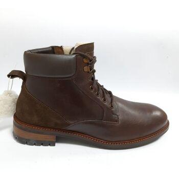 2 Modelle Herrenschuhe; Sneaker & Boot