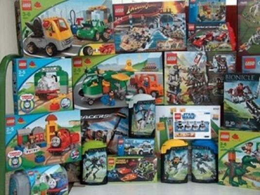 Legoposten, Duplo, Star Wars, Technik, City, Friends, Hobbit, usw, NEUWARE