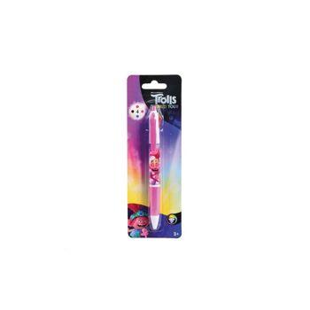 35-6070, Trolls World Tour 4-Farben Stift