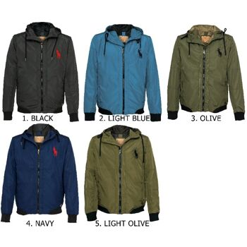 RALPH LAUREN JACKETS FOR MEN