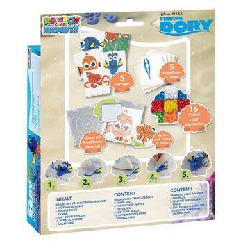Findet Dorie - Rainbow Beadys Bügelperlen Kreativ Set