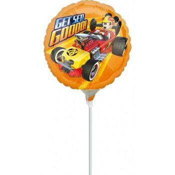 Folienballon Mickey Roadster Mini