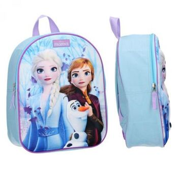 Disney Frozen 2 / Die Eiskönigin 2 - 3D Rucksack