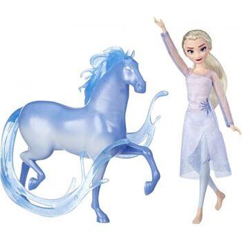 Hasbro Disney Die Eiskönigin 2 Elsa & Nokk