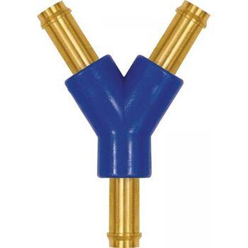 RIEGLER Y-Schlauchverbindungsstutzen LW 4, L1 20,2 mm