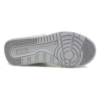 Weiße 'Kangaroos' High Sneakers - Damenschuhe