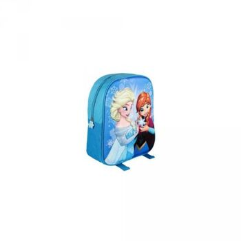 Disney Frozen / Die Eiskönigin - 3D Rucksack Anna & Elsa