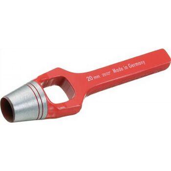Henkellocheisen Loch-D.28mm Form A DIN7200