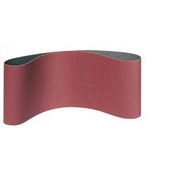 Schleifband endlos K.80 B.75xL.480mm für Metall/Holz dicht gestreut,10St.