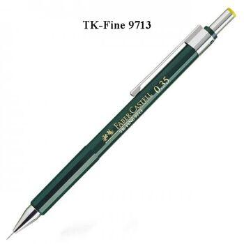 12-136300, Faber Castell Druckbleistift TK-Fine 9713 0,35 mm