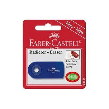 12-182497, Faber Castell Radierer mit Schutzhülle, Radiergummi