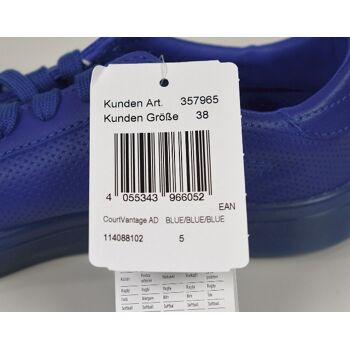 adidas Court Vantage Adicolor Leder Sneaker Halbschuhe Laufschuhe Schuhe 42111800