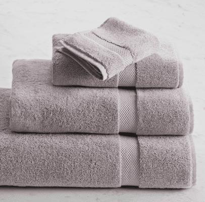 Handtücher / Handtuch / Duschtücher / Duschtuch / Towels / 4 pieces in 1 Set / Size - 100% Cotton, 550 g/m², Oeko-Tex Certificate!
