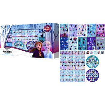 Disney Frozen 2 / Die Eiskönigin 2 - Sticker Box 575 tlg.