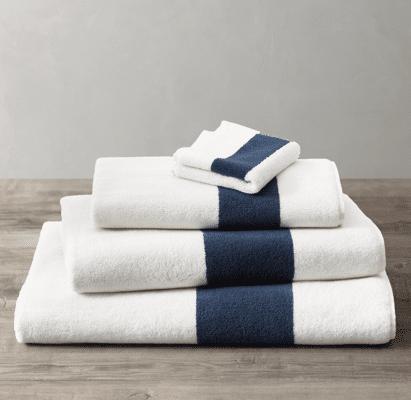 Handtücher / Handtuch / Duschtücher / Duschtuch / Towels / 4 pieces in 1 Set / Size - 100% Cotton, 400 g/m², Oeko-Tex Certificate!
