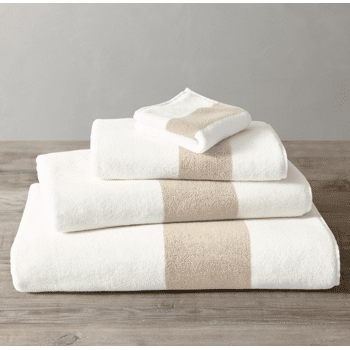 Handtücher / Handtuch / Duschtücher / Duschtuch / Towels / 4 pieces in 1 Set / Size - 100% Cotton, 400 g/m², Oeko-Tex Certificate!