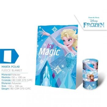 Disney Frozen - Fleecedecke