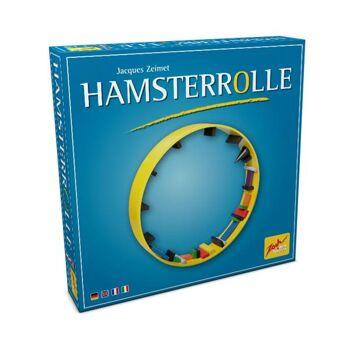 Zoch Verlag - Hamsterrolle, Geschicklichkeitsspiel