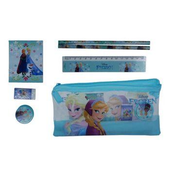 Disney Frozen - Schreib-Etui 6 tlg.