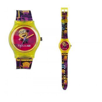 Minions  Armbanduhr Quarz analog