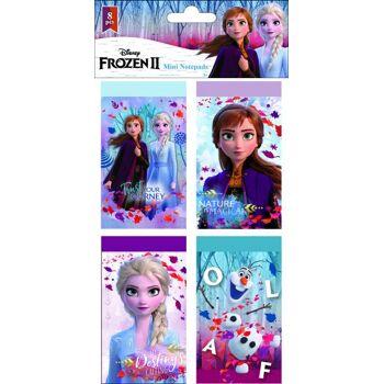 Disney Frozen 2 / Die Eiskönigin 2 - Mini Notizblock