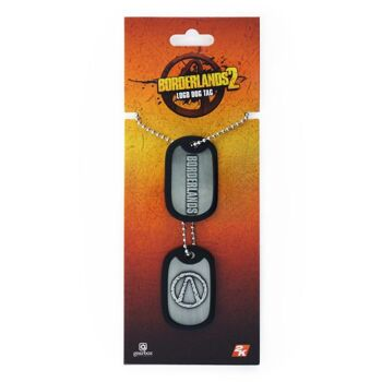 Borderlands - Dog Tag, Logo