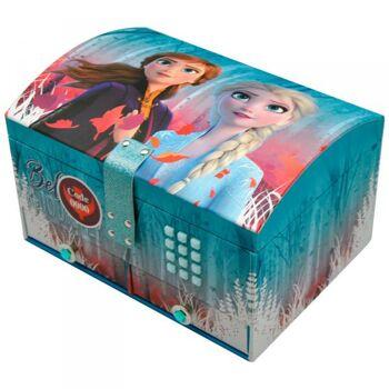 Disney Frozen 2 / Die Eiskönigin 2 - Schmuckkästchen mit Musik & Code-Schloss