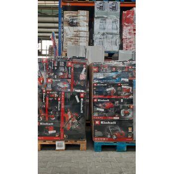 Mixpaletten, Elektrowerkzeug Groß- und Kleingeräte, Gartengeräte, Handwerkzeug & Sonstiges, LKW, Container für Export, B/C-Ware