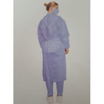 Schutzkittel /  Patientenkittel nach EN14126 aus reinem Polypropylen - MADE IN Germany