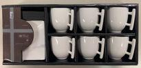 Kaffeeservice 6 Teillig aus Keramik
